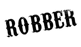 Robber rubber stamp. Grunge design with dust scratches. Effects can be easily removed for a clean, crisp look. Color is easily changed Royalty Free Stock Images