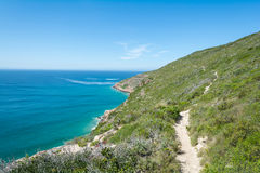 Robberg, Garden Route, South Africa Stock Image