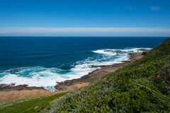 Robberg, Garden Route, South Africa Royalty Free Stock Photo