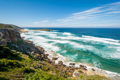 Robberg, Garden Route, South Africa Royalty Free Stock Image