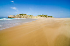 Robberg Nature Reserve, Garden route, South Africa. Stock Photos