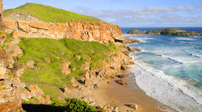 Robberg Nature Reserve, Garden Route, South Africa Royalty Free Stock Photos