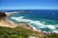 Robberg nature reserve Stock Images