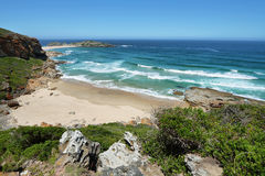 Robberg nature reserve Royalty Free Stock Photo