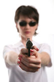 Robbery Stock Photography