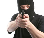 Robbery Royalty Free Stock Photo