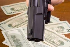 Robbery Stock Photo
