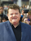 Robbie Coltrane. Arriving for the World Premiere of 'Harry Potter & the Deathly Hallows pt2', Trafalgar Square, London. 07/07/2011  Picture by: James McCauley Stock Images