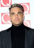 Robbie Williams royaltyfri foto