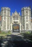 Robbins rezydencja ziemska, Annandale, NY w hudson dolinie Obrazy Stock