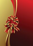 robbon okrycie Obraz Royalty Free