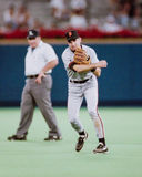 Robby Thompson, San Francisco Giants Royalty Free Stock Images