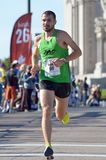 Robby Young Passing Mile 26 Royalty Free Stock Photos