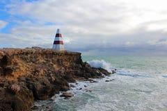 Robe Australia. The Robe Obelisk, South Australia Royalty Free Stock Photography