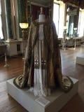 Robe dans la Chambre de Harewood, Leeds, West Yorkshire, R-U Photo libre de droits