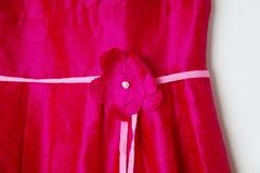 Robe de demoiselle d'honneur. Photos stock