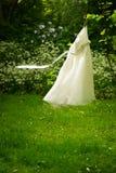 Robe de filles Photographie stock