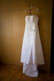 Robe de mariage 001 Photos stock