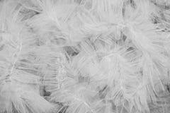 Robe de mariage blanche Photo stock