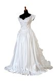 Robe de mariages Photographie stock