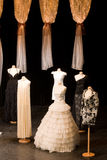 Robe de mariages Image libre de droits