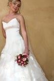 Robe de Wed photos libres de droits