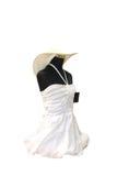 Robe et chapeau Photographie stock