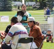Robe indigène indigène Images libres de droits