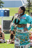 Robe indigène indigène Photos libres de droits