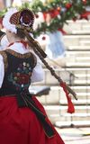 Robe polonaise Photos stock