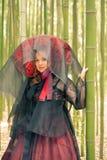 Robe traditionnelle Images libres de droits