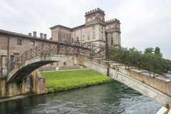 Robecco sul Naviglio, Milan Royalty Free Stock Photo