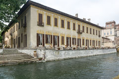Robecco sul Naviglio, Milan Stock Photography