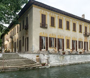 Robecco sul Naviglio, Milan Royalty Free Stock Image