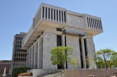 Robert Abrams Building för lag och rättvisa, Albany, New York Arkivbilder