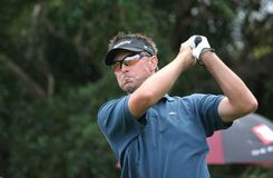 Robert Allenby Doral 2007 Royalty Free Stock Image