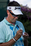 Robert Allenby - gagnant - NGC2009 Image stock