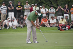 Robert Allenby - Putting Out - NGC2009 Stock Photos