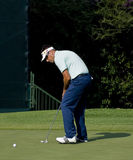 Robert Allenby - Putts Out - NGC2009 Stock Photos