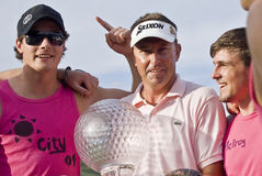 Robert Allenby - Winner - NGC2009 Stock Image