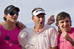Robert Allenby - Winner - NGC2009 Stock Photography
