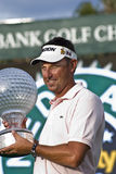 Robert Allenby - Winner Royalty Free Stock Photos