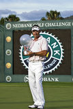 Robert Allenby - Winner Royalty Free Stock Images