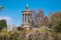 Μνημείο εγκαυμάτων του Robert σε Alloway κοντά σε Ayr Σκωτία στοκ εικόνες
