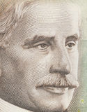 Robert Borden. As depicted on new Canadian one hundred dollar bill Stock Images