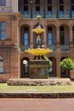 Robert Brough fountain Sydney Hospital Royalty Free Stock Photography