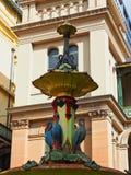 Robert Brough Memorial Fountain, Sydney Eye Hospital, Australien arkivbilder