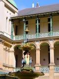 Robert Brough Memorial Fountain, Sydney Hospital, Australie photos stock