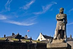Robert The Bruce Royalty Free Stock Image