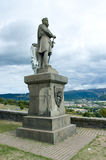 Robert the Bruce statue - Scotland, Stirling Royalty Free Stock Photo